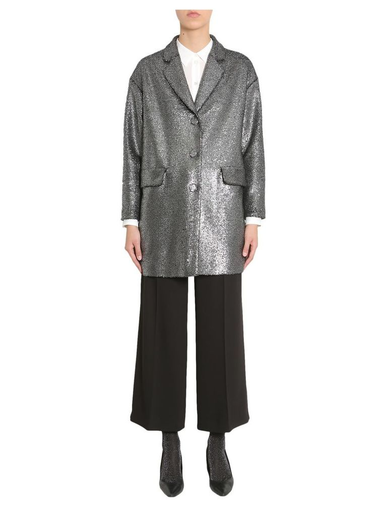 Boutique Moschino Oversize Fit Jacket