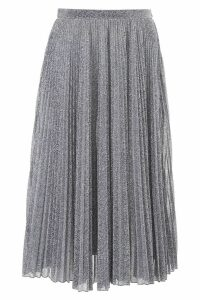 Philosophy di Lorenzo Serafini Pleated Lurex Skirt