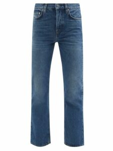 Balmain - Chevron Stripe Mini Dress - Womens - Black Multi