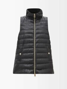 Merlette - Kiakora Tie Front Cotton Dress - Womens - Navy