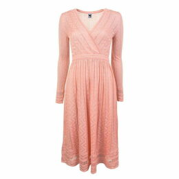 M MISSONI Crossover Midi Dress