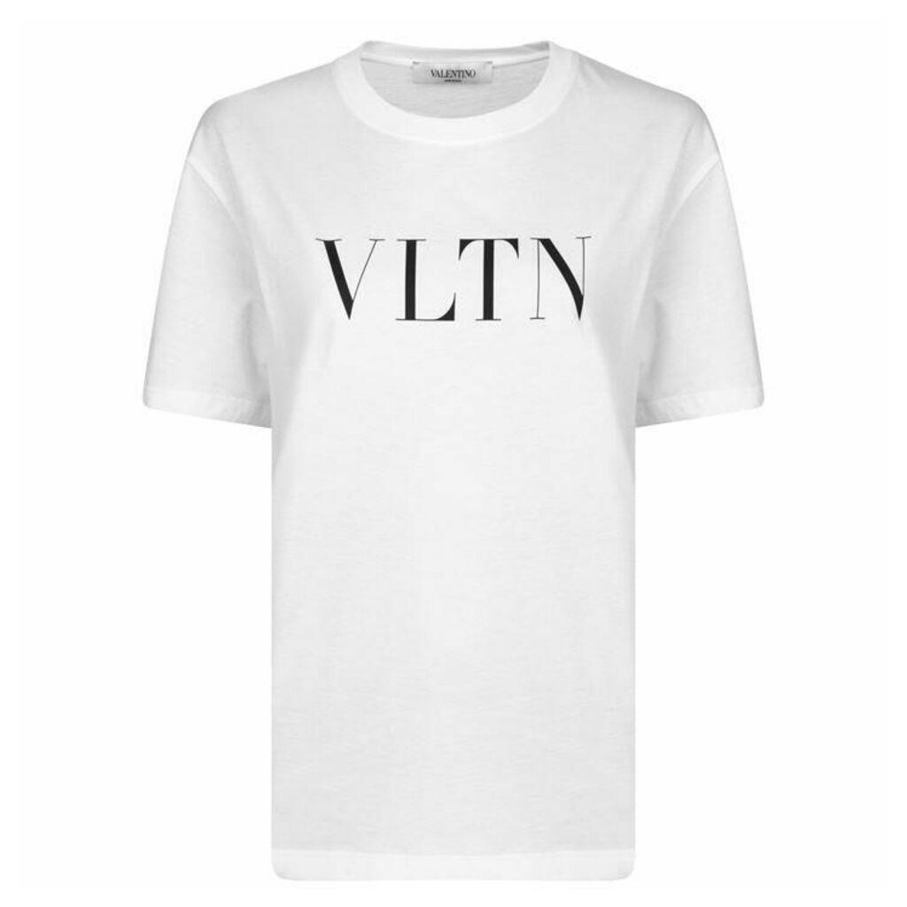 VALENTINO Vltn Logo T Shirt