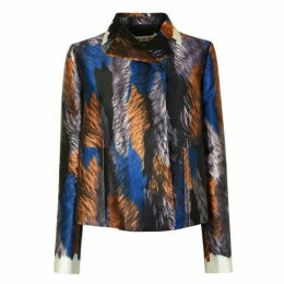 Marni Fuzzy Mikado Jacket