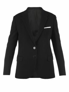 Neil Barrett Plain Color Blazer