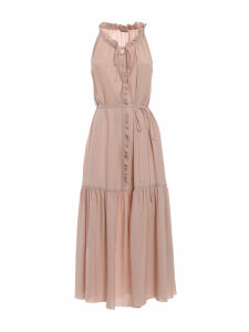 Bottega Veneta Georgette Dress