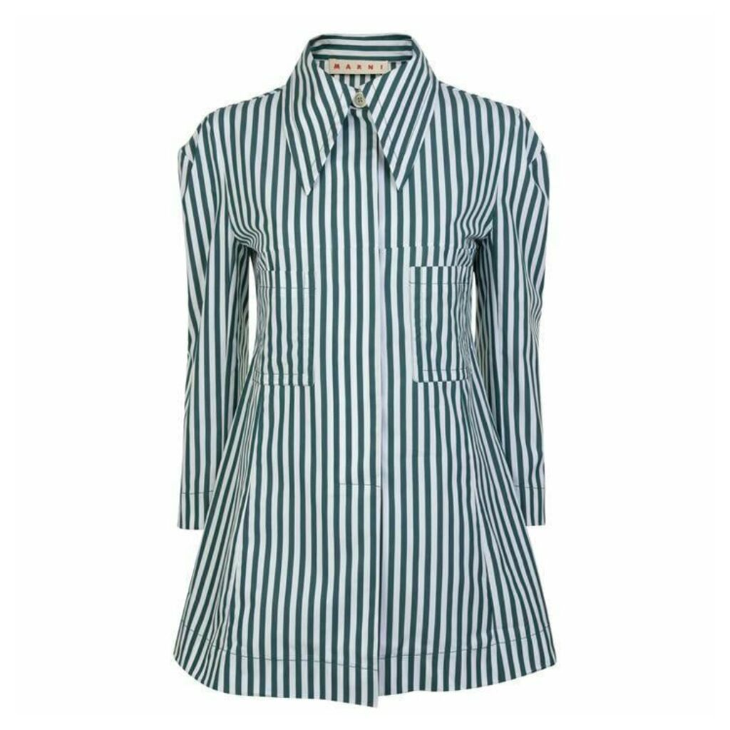 MARNI Long Stripe Shirt