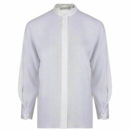 Vince Envelope Sleeve Popover Shirt