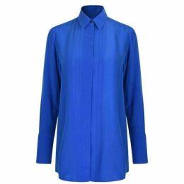 Victoria by Victoria Beckham Long Sleeve Seam Shirt