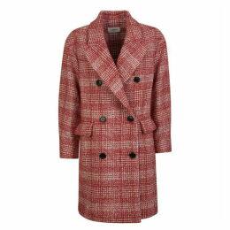 Isabel Marant Etoile Isabel Check Coat