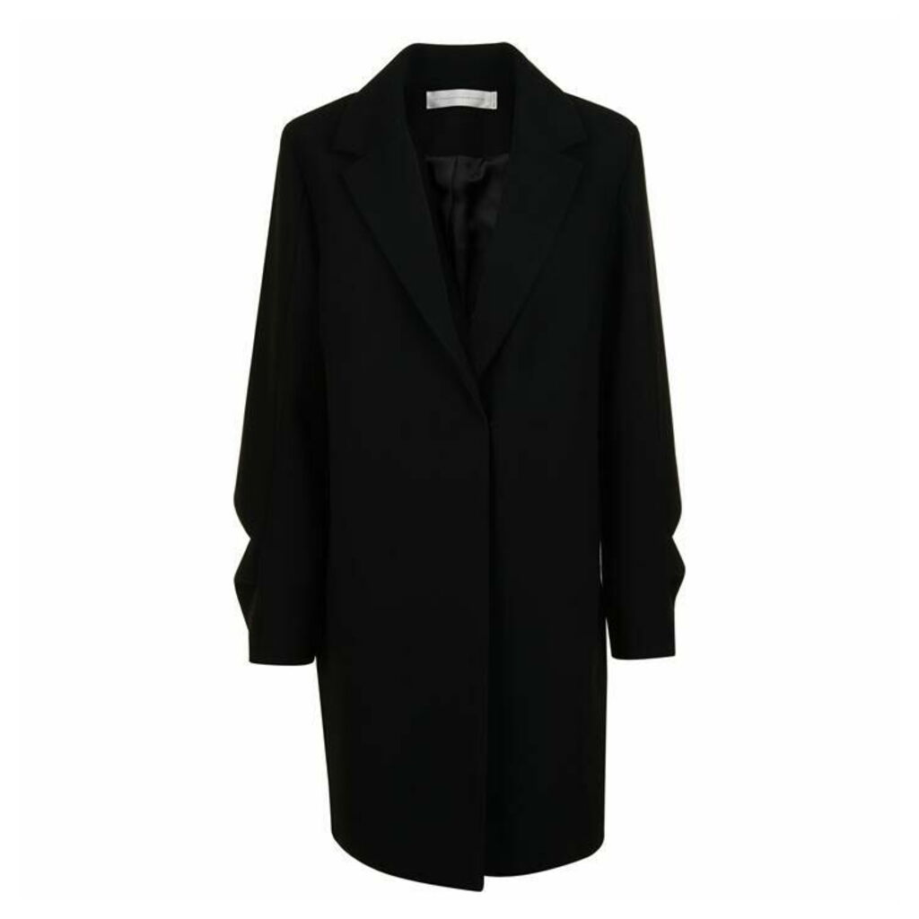 VICTORIA BY VICTORIA BECKHAM Wool Duster Coat