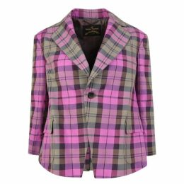 Vivienne Westwood Anglomania Prince Checked Jacket