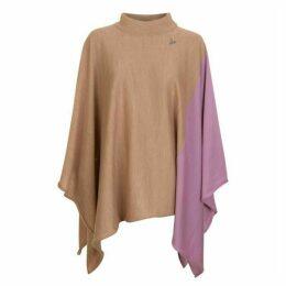 Vivienne Westwood Blanket Poncho