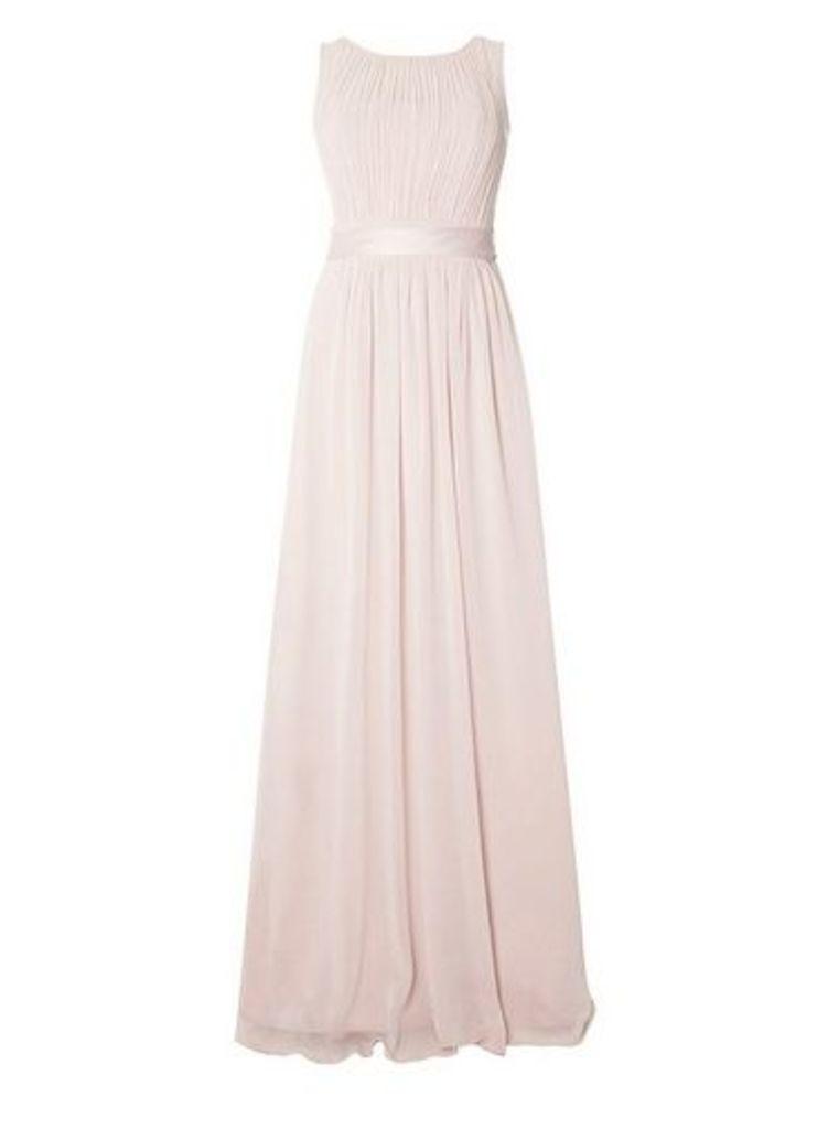 Womens **Showcase Tall Blush 'Natalie' Maxi Dress- Pink, Pink