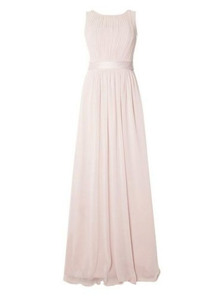 Womens **Showcase Tall Blush 'Natalie' Maxi Dress- Pink, Pink
