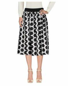 .8!  POINT HUIT SKIRTS 3/4 length skirts Women on YOOX.COM
