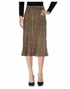 KOSTUMNº1 GENYAL! SKIRTS 3/4 length skirts Women on YOOX.COM