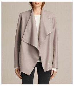 Lora Rib Jacket