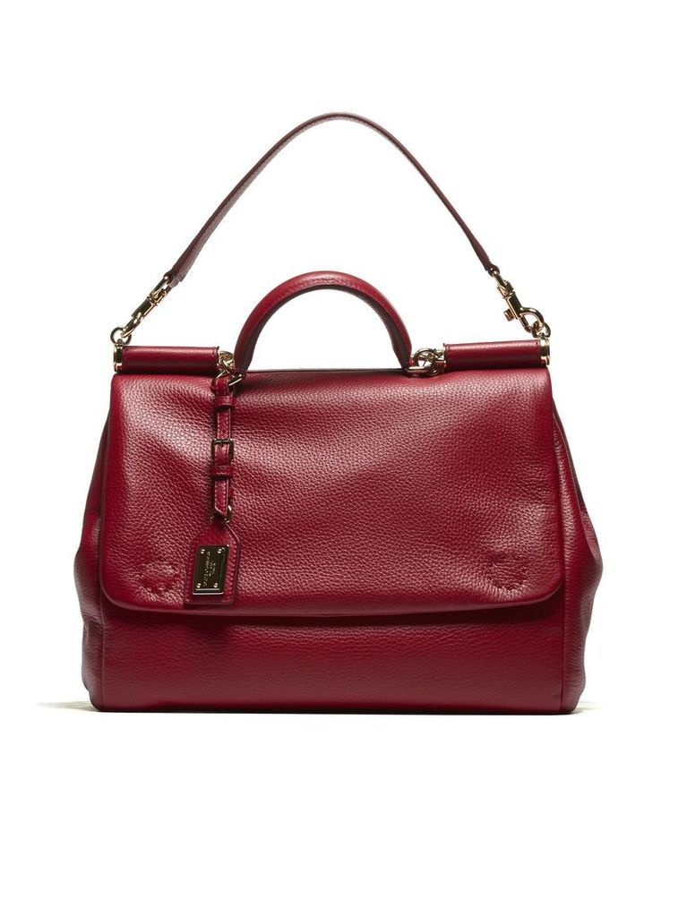 Dolce & Gabbana Classic Leather Tote