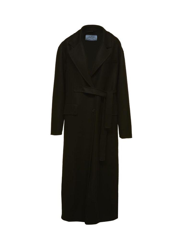 Prada Classic Long Coat