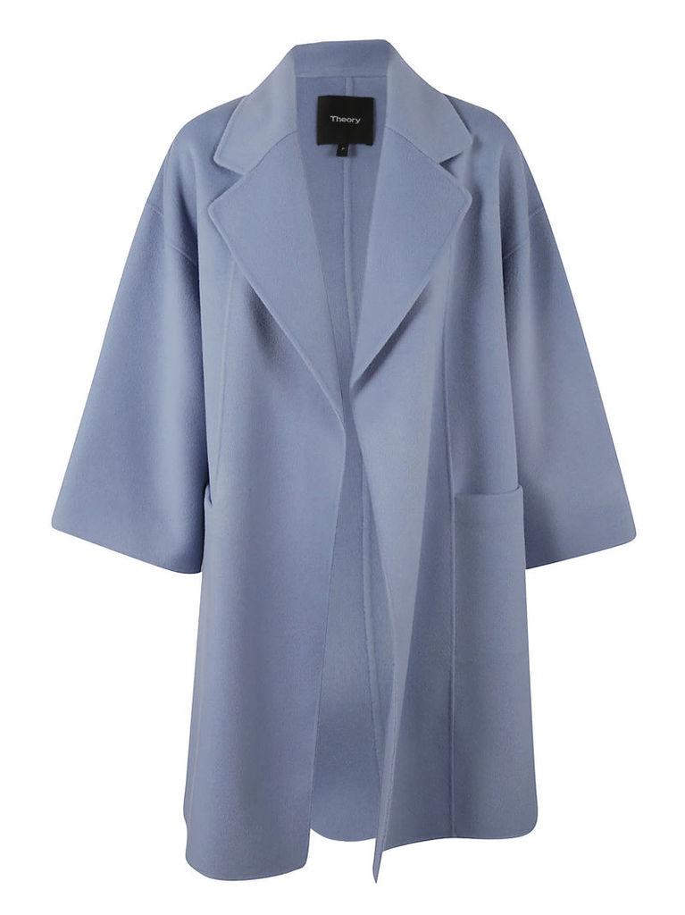 Theory Oversized Coat