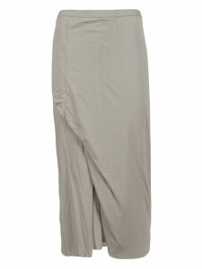 Rick Owens Lilies Wrap Style Skirt