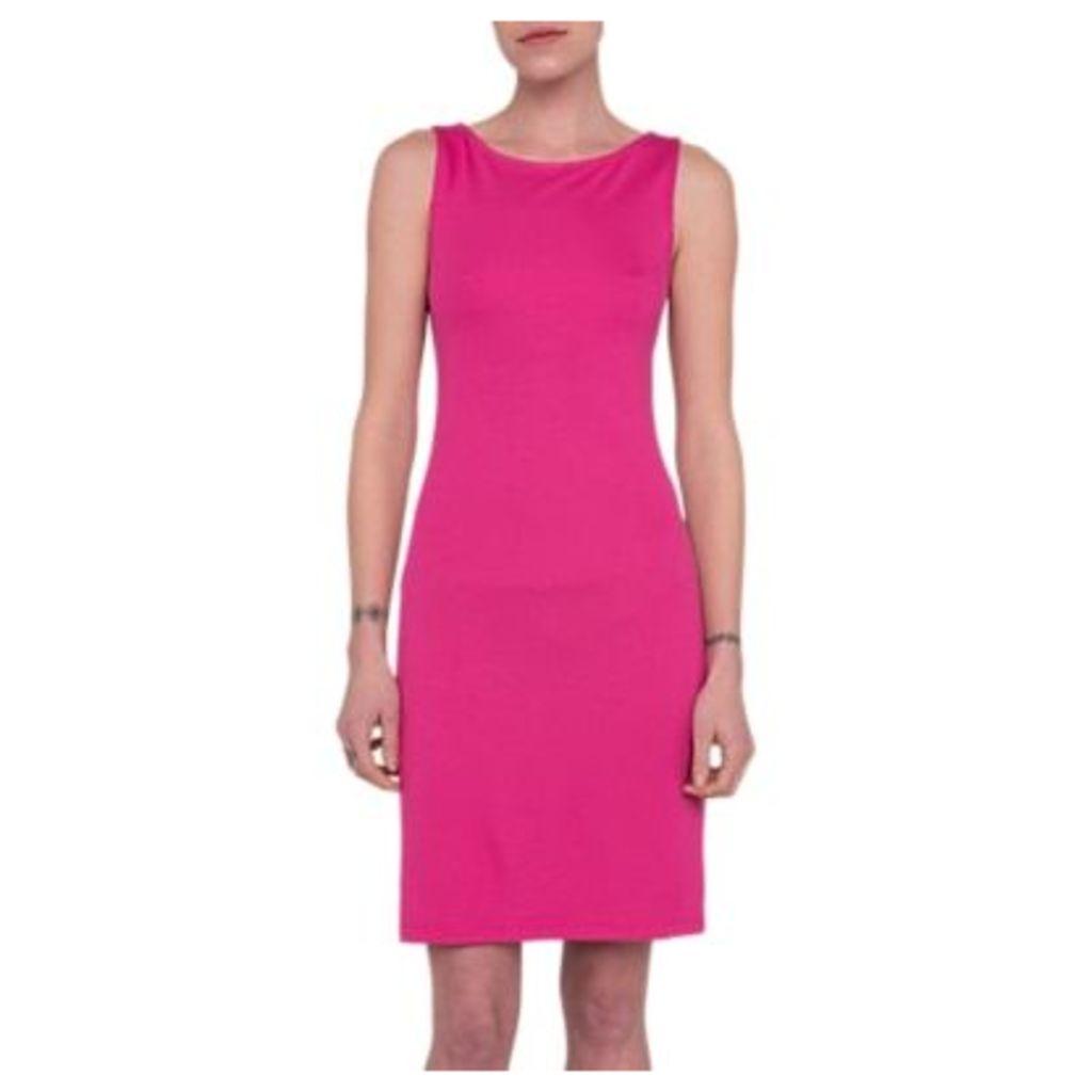 French Connection Lore Lula Ponte Sleeveless Dress