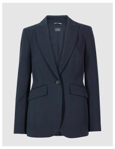 M&S Collection Tailored Stitch Detail Blazer