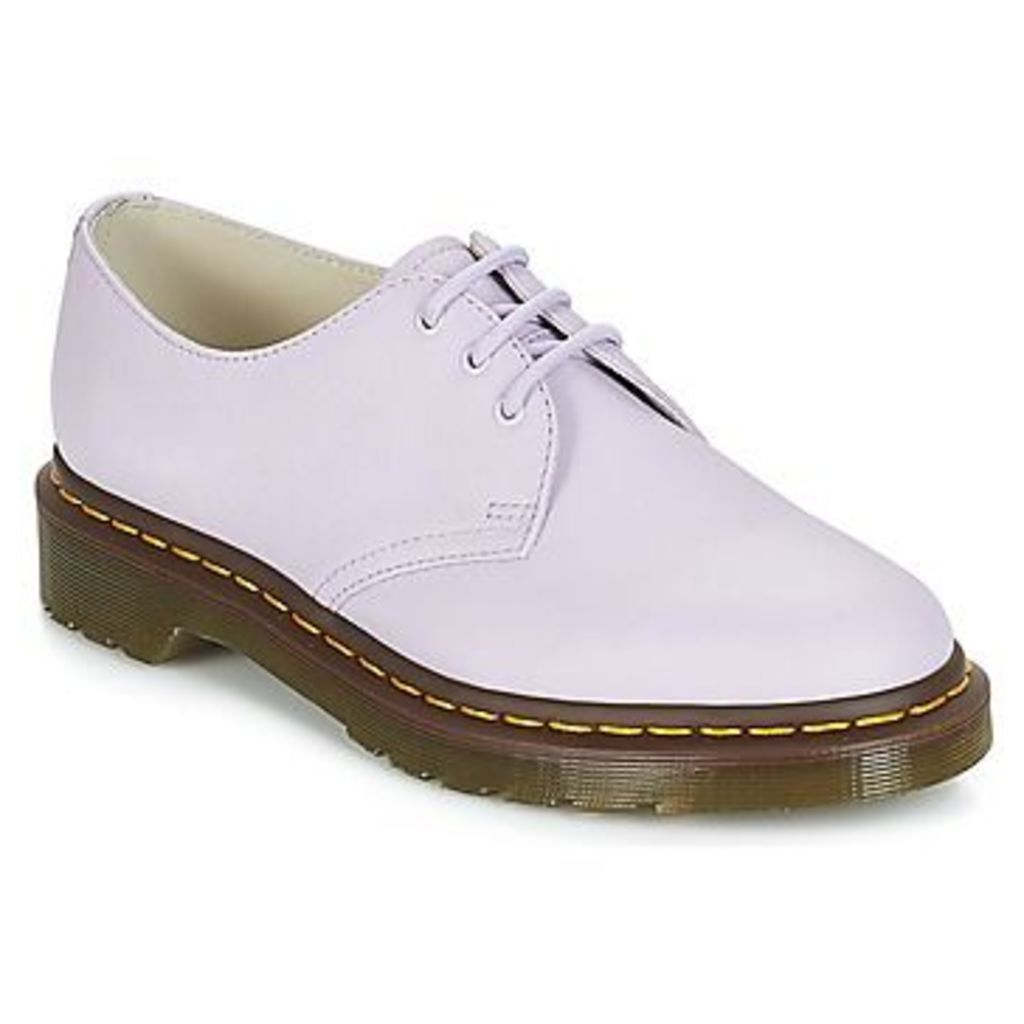 Dr Martens  1461  women's Casual Shoes in Purple