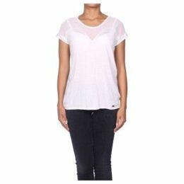 Kaporal  - Women's Top ROYE  women's T shirt in Beige