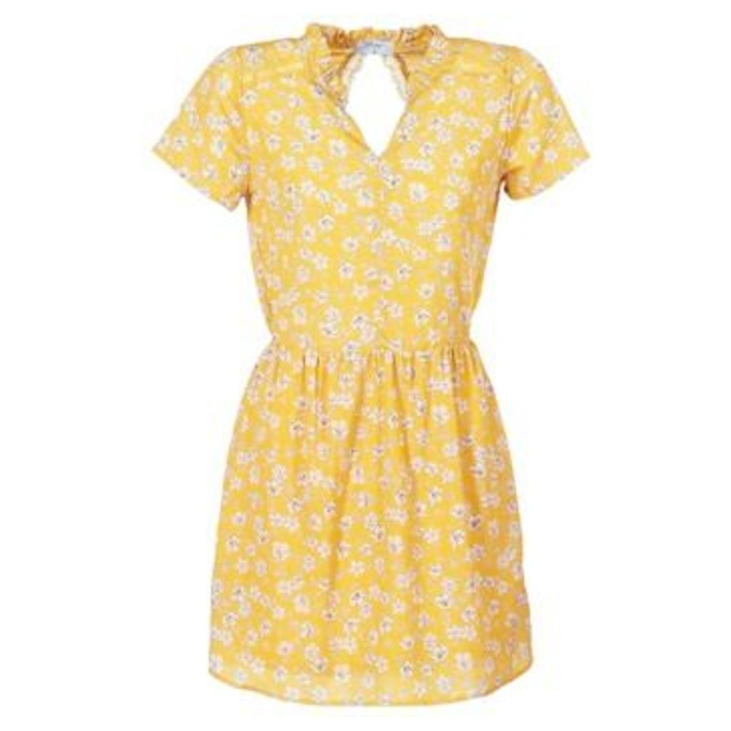 Betty London  -  women's Dress in Yellow