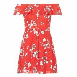 Moony Mood  JOLINE  women's Dress in Red