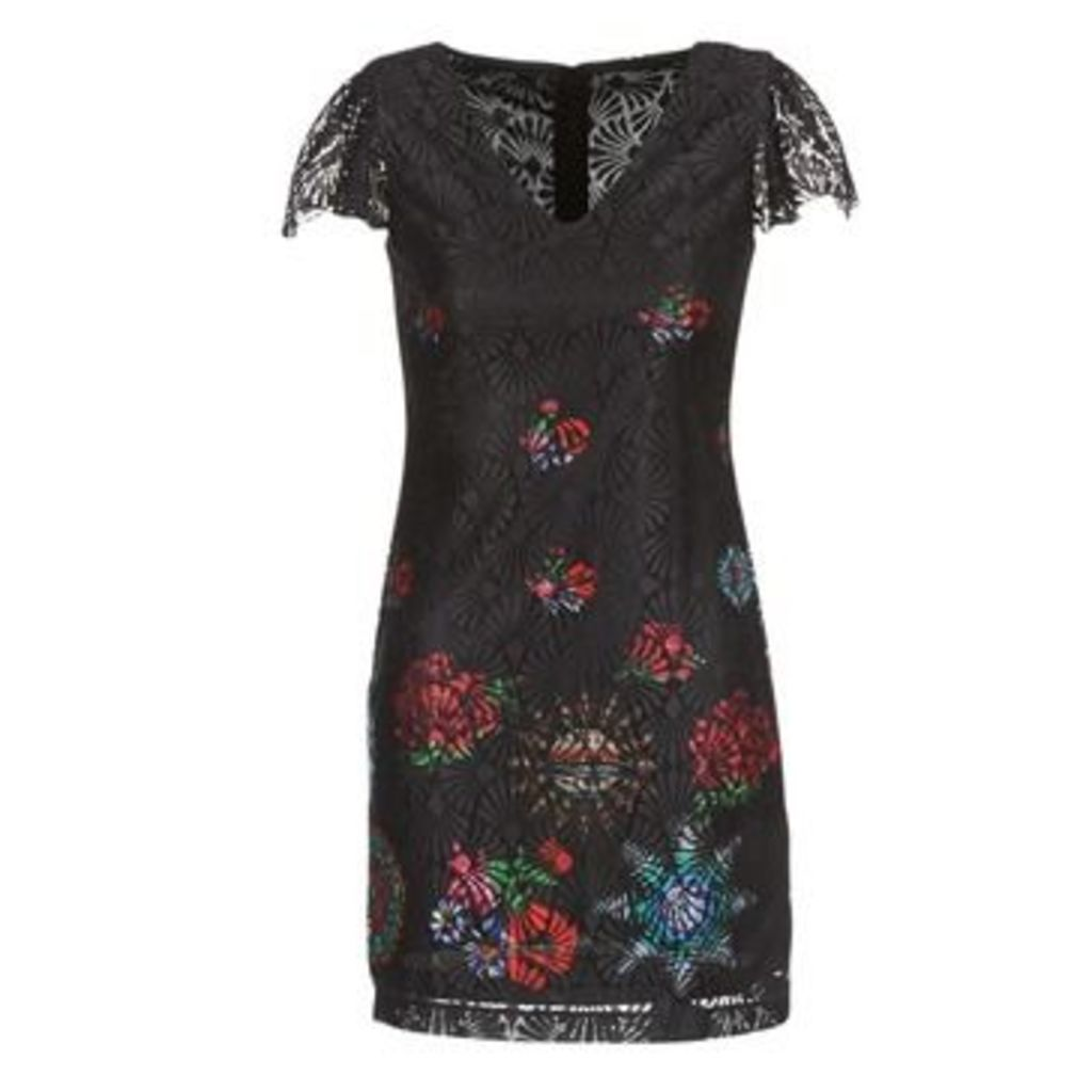Desigual  SILVANNA  women's Dress in Black
