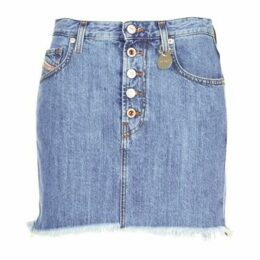 Diesel  GINSKIRT  women's Skirt in Blue