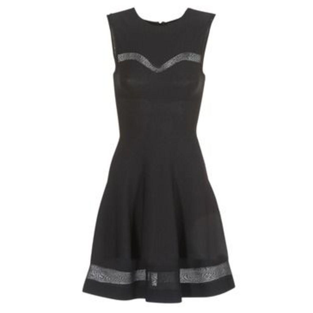 Guess  AUDREY  women's Dress in Black