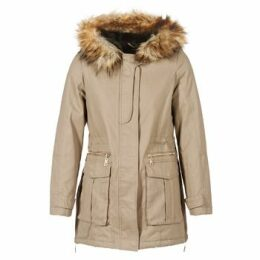Moony Mood  GARNO  women's Parka in Beige