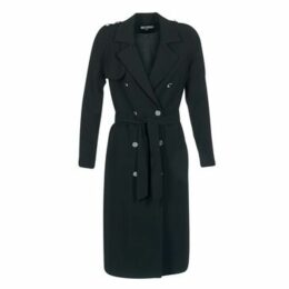 Morgan  GIRA  women's Trench Coat in Black