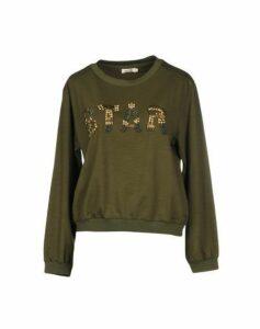 MOLLY BRACKEN TOPWEAR Sweatshirts Women on YOOX.COM