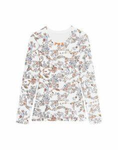 LUCAS HUGH TOPWEAR T-shirts Women on YOOX.COM