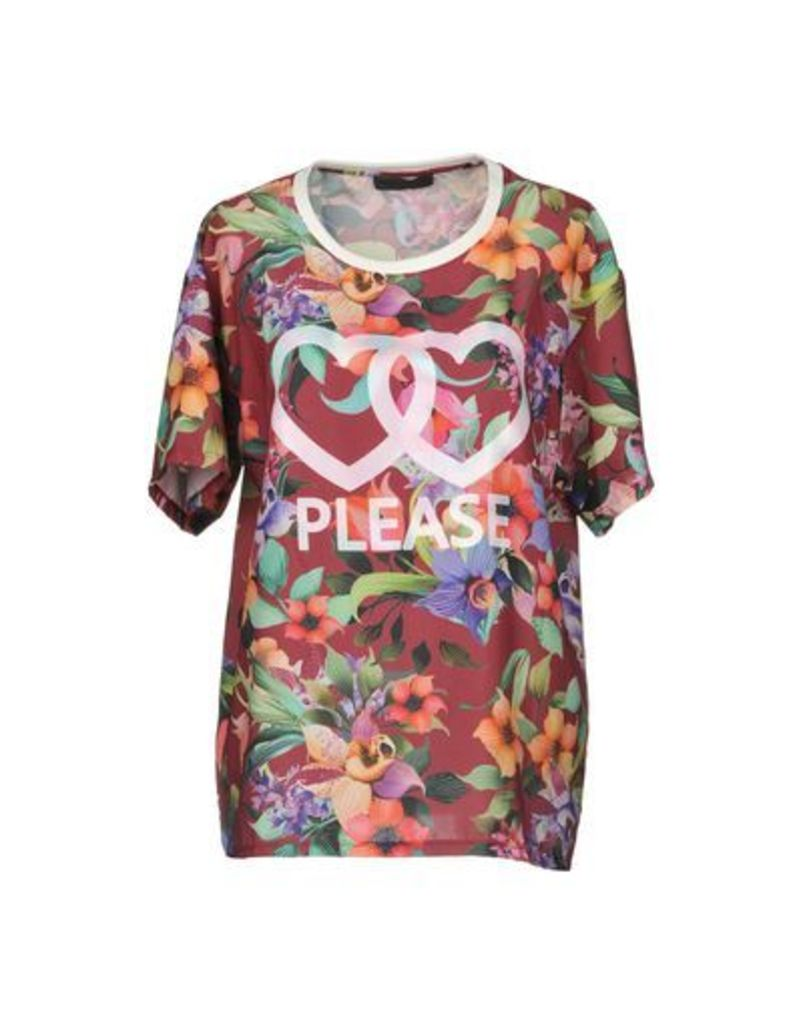 PLEASE SHIRTS Blouses Women on YOOX.COM