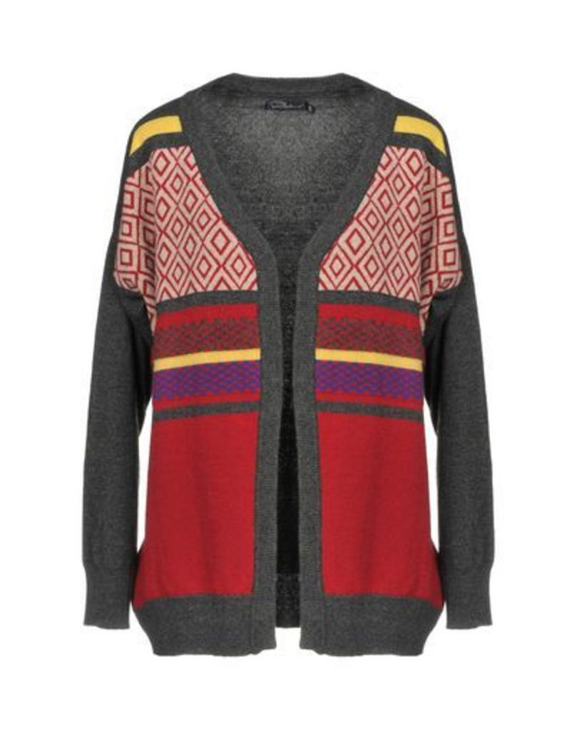 PIERRE MANTOUX KNITWEAR Cardigans Women on YOOX.COM