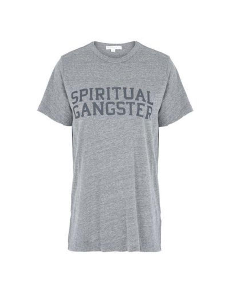 SPIRITUAL GANGSTER TOPWEAR T-shirts Women on YOOX.COM