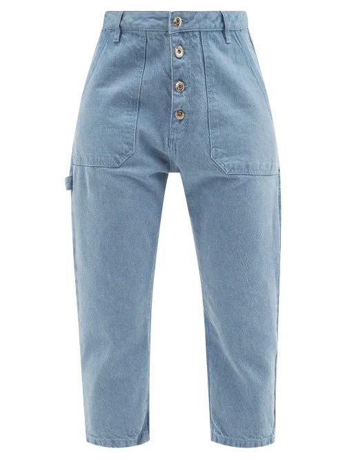 Saint Laurent - Vicky Medium Leather Bag - Womens - Black