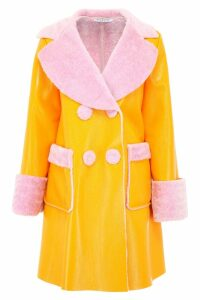 Vivetta Faux Shearling Coat