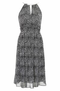 MICHAEL Michael Kors Leopard Printed Dress