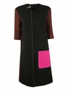 Marni Color Block Dress