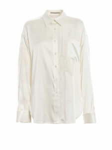 Ermanno Scervino Oversized Shirt