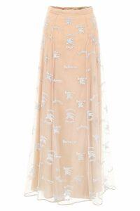 Burberry Mesh Sybilla Skirt