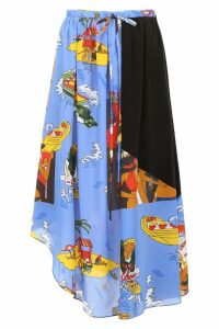 Loewe Asymmetric Holiday Skirt