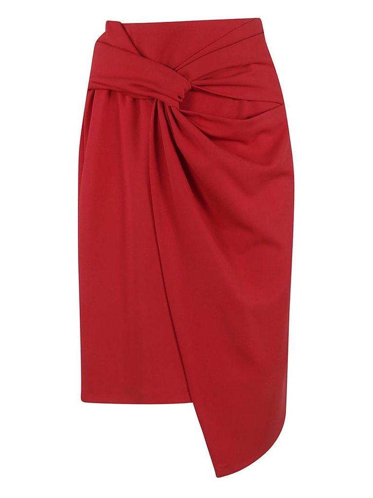 Blugirl Draped Skirt