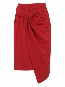 Blugirl Draped Skirt